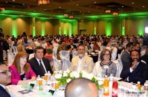 Iftar dinner Al Green