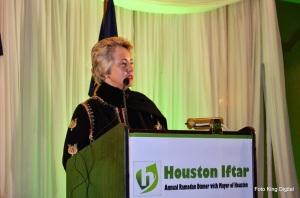 Mayor Annice Parker